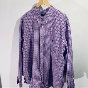 Polo Ralph Lauren Men Big & Tall shirt 3XL